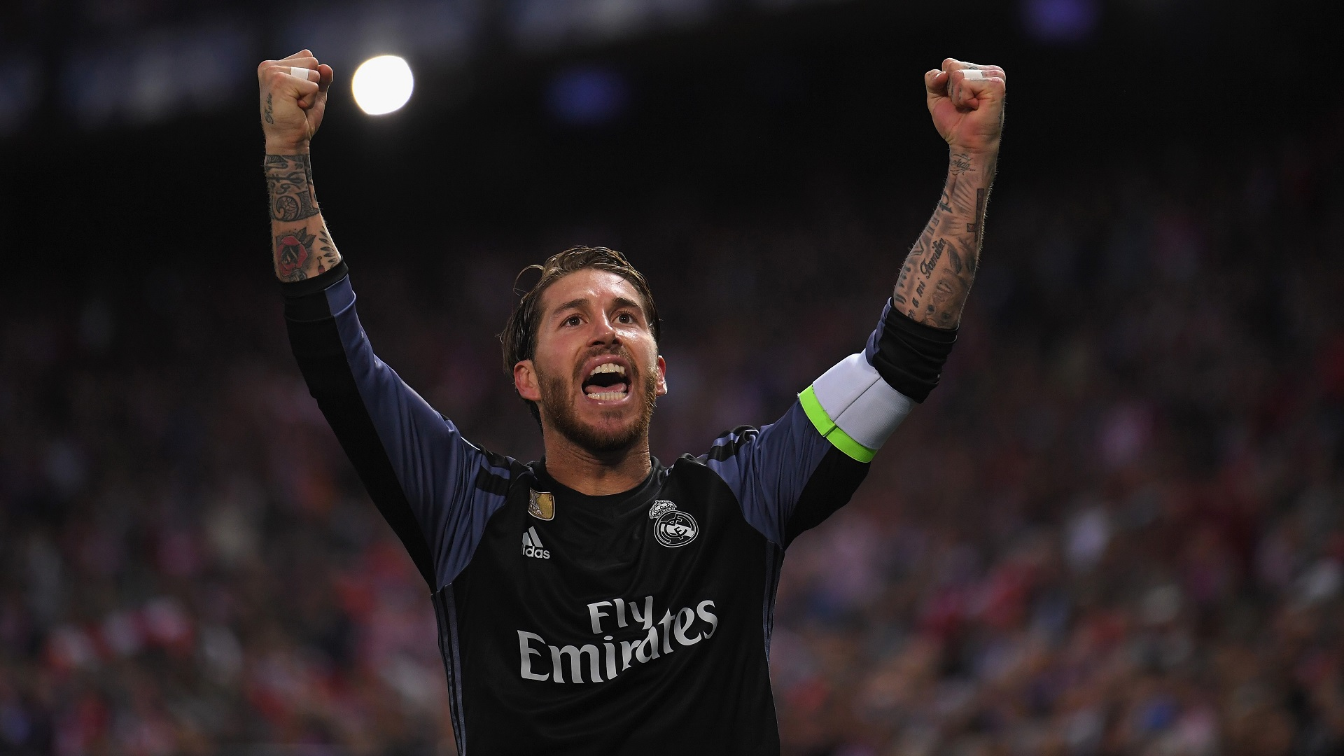 Sergio Ramos Atletico Real Madrid UCL 10052017