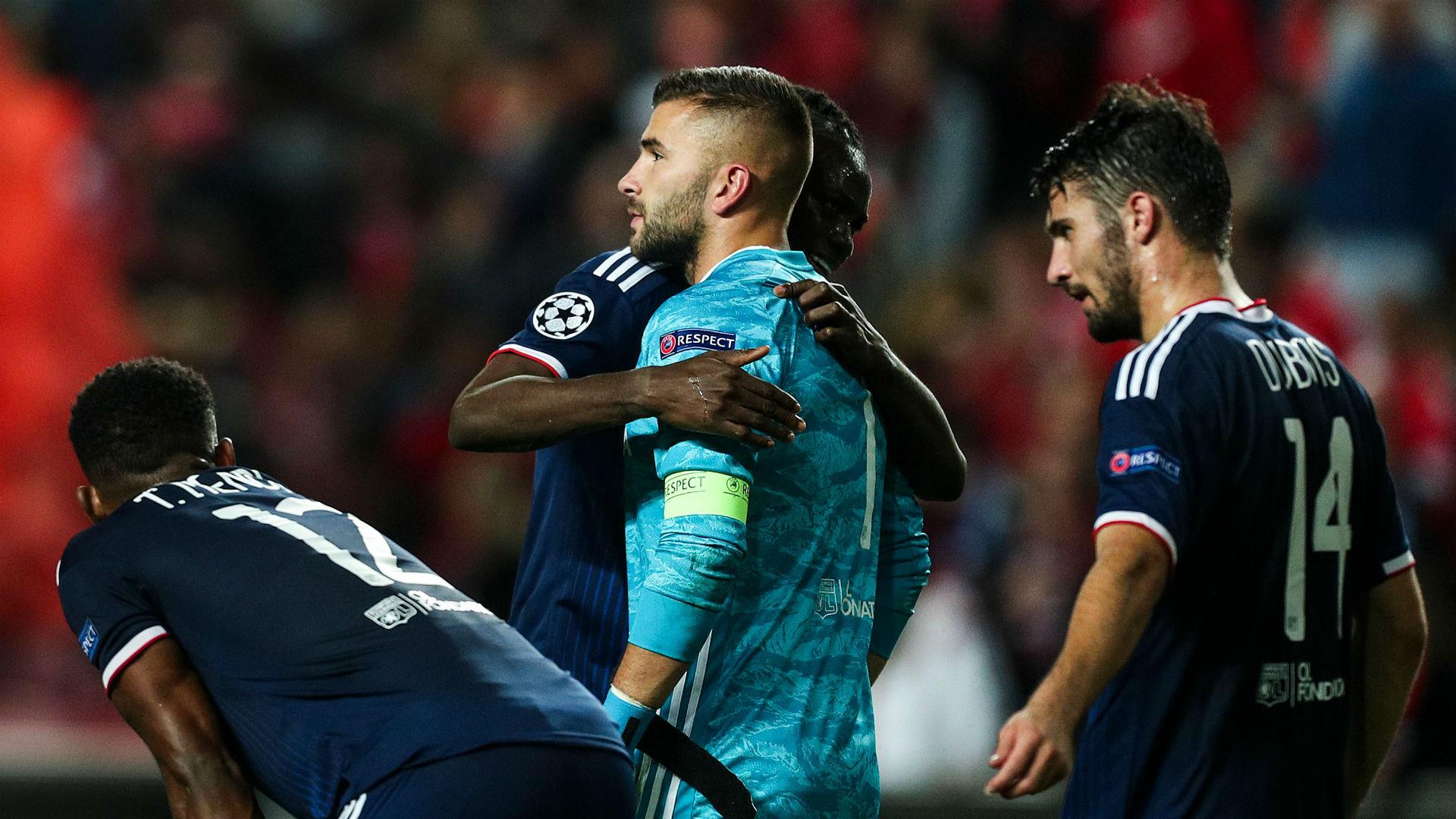 Benfica-OL (2-1), Lopes plombe Lyon