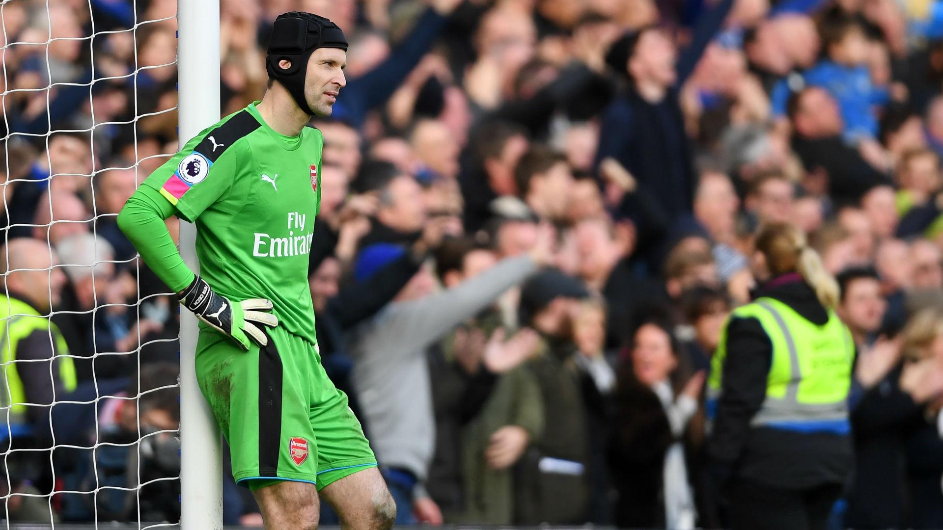 Petr Cech Arsenal Chelsea