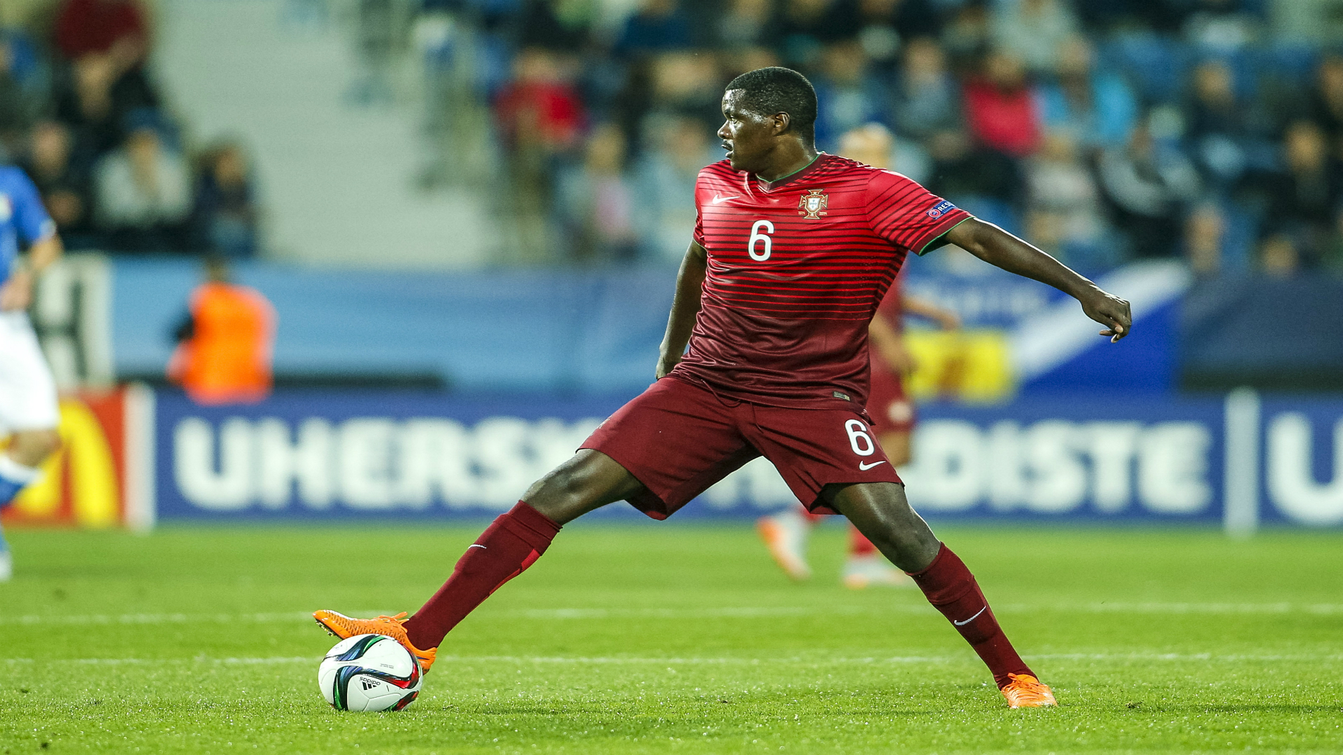 William Carvalho Portugal European under 21 Championships