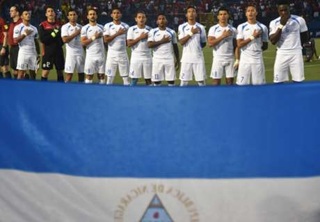 Nicaragua qualifies for Gold Cup
