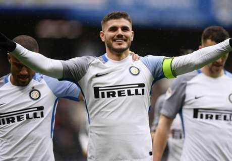 Icardi faz história na Serie A
