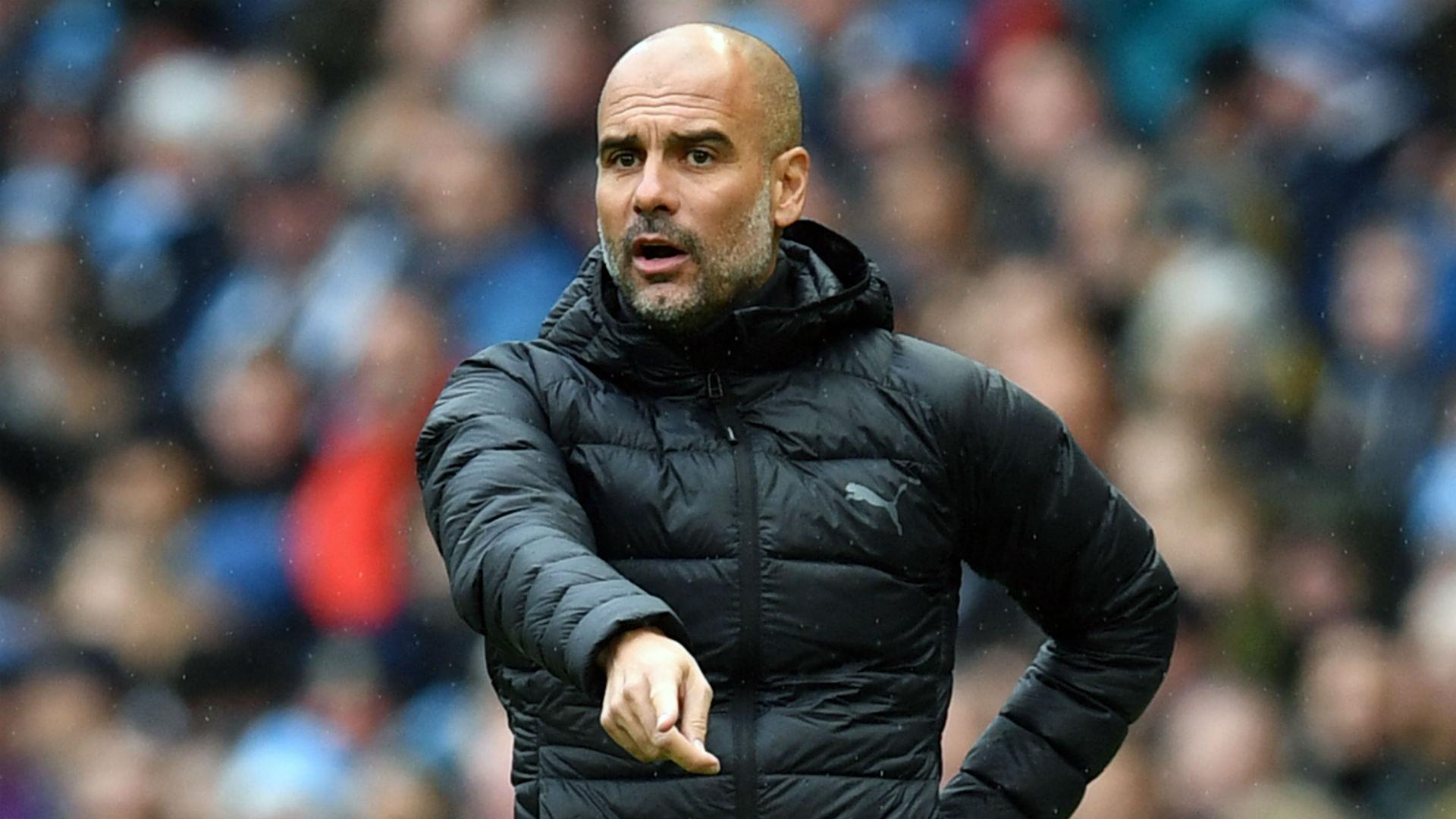 Manchester City, Guardiola remonté contre ses troupes