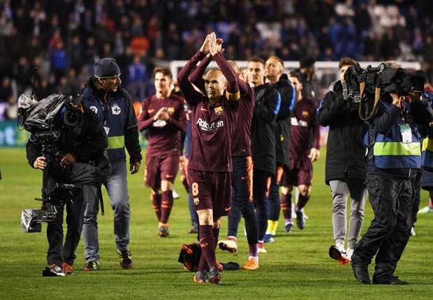 Barcelona, melhor campeão da La Liga do século 21