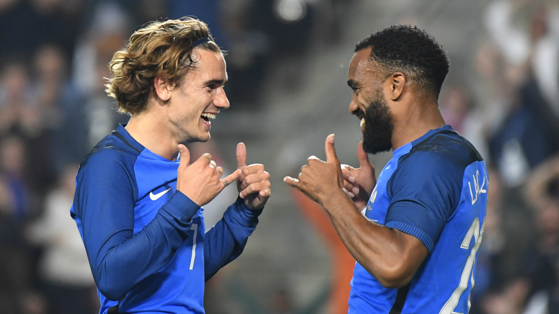 Griezmann airs Lacazette transfer wish while reflecting on Man Utd 'possibility'