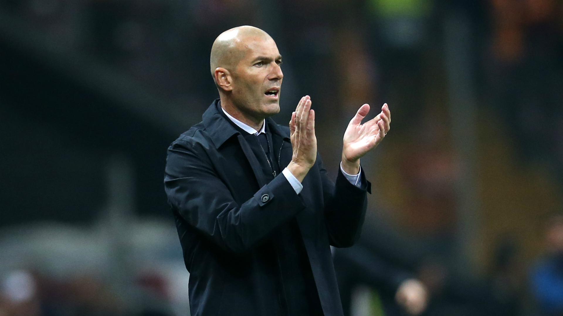 I don't have a 'Plan A' or a 'Plan B' - Zidane