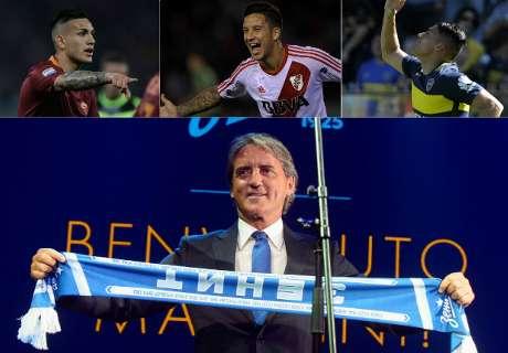 El Zenit criollo que sueña Mancini