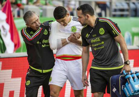 Pulido injury a blow for Mexico