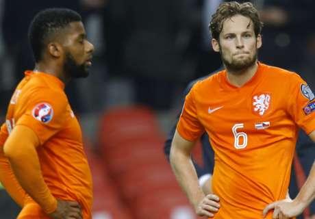 Oranje gezakt op FIFA-ranglijst