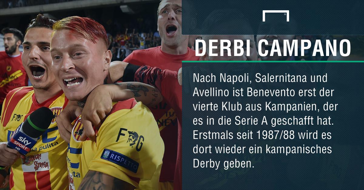 GFX Info Benevento Calcio German