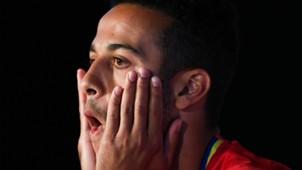 Thiago Alcantara Spain press conference UEFA EURO 2016