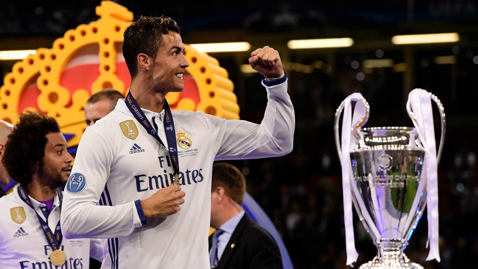 Real Madrid Juventus 020617 Cristiano Ronaldo