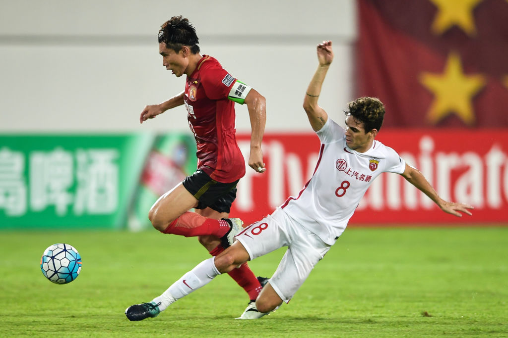 Shanghai SIPG boss Andre Villas-Boas accuses rivals of