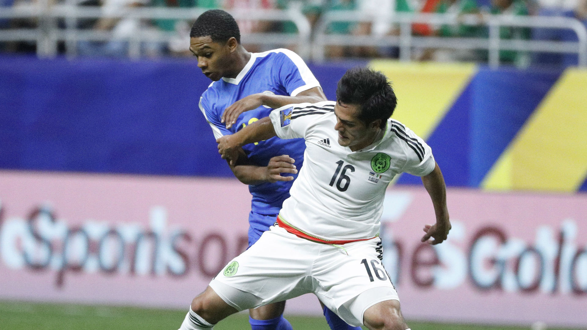 Jorge Hernandez Mexico Gold Cup