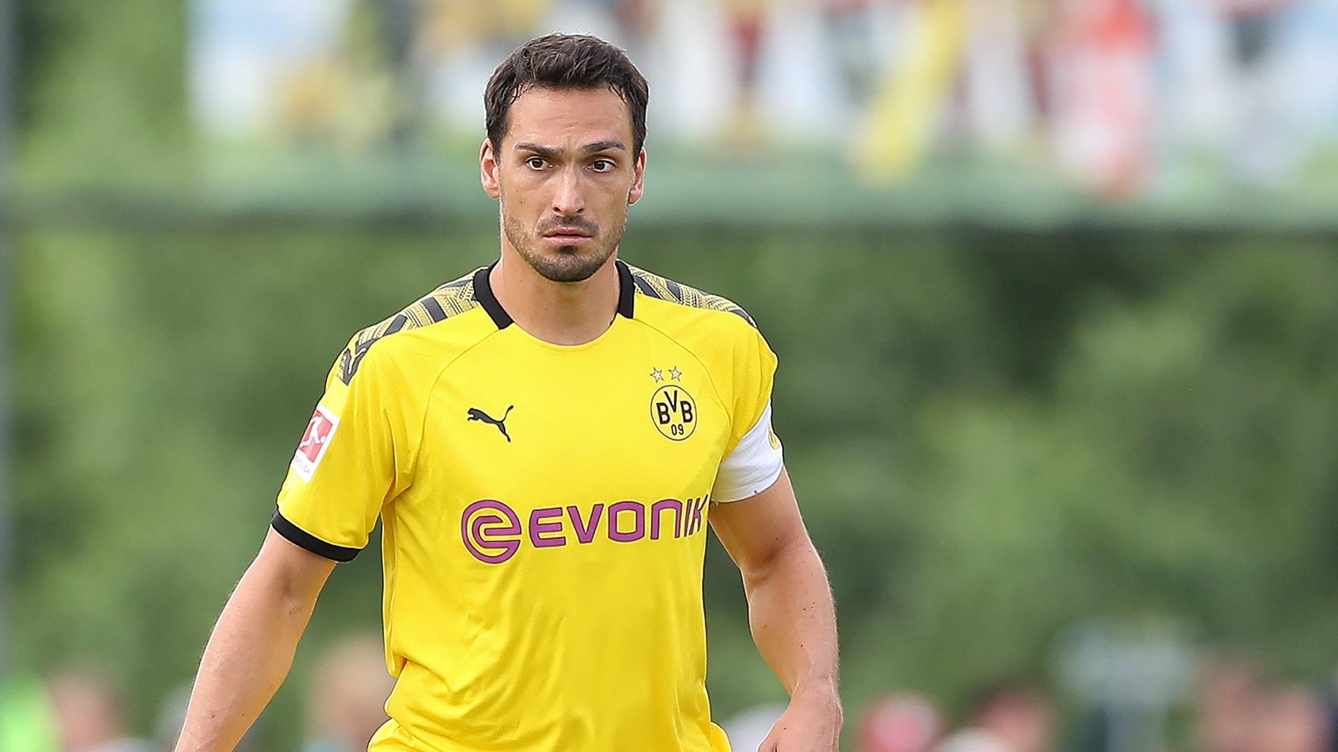Hummels forfait face au Bayern Munich avec Dortmund ?