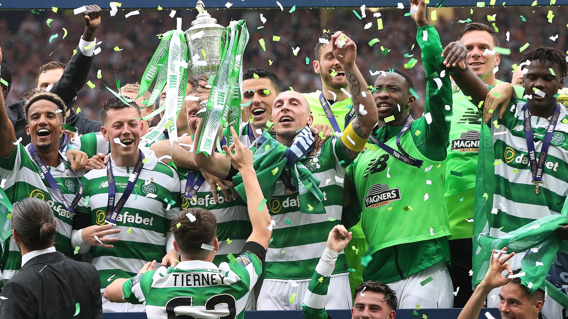 Celtic zum 37. Mal Pokalsieger