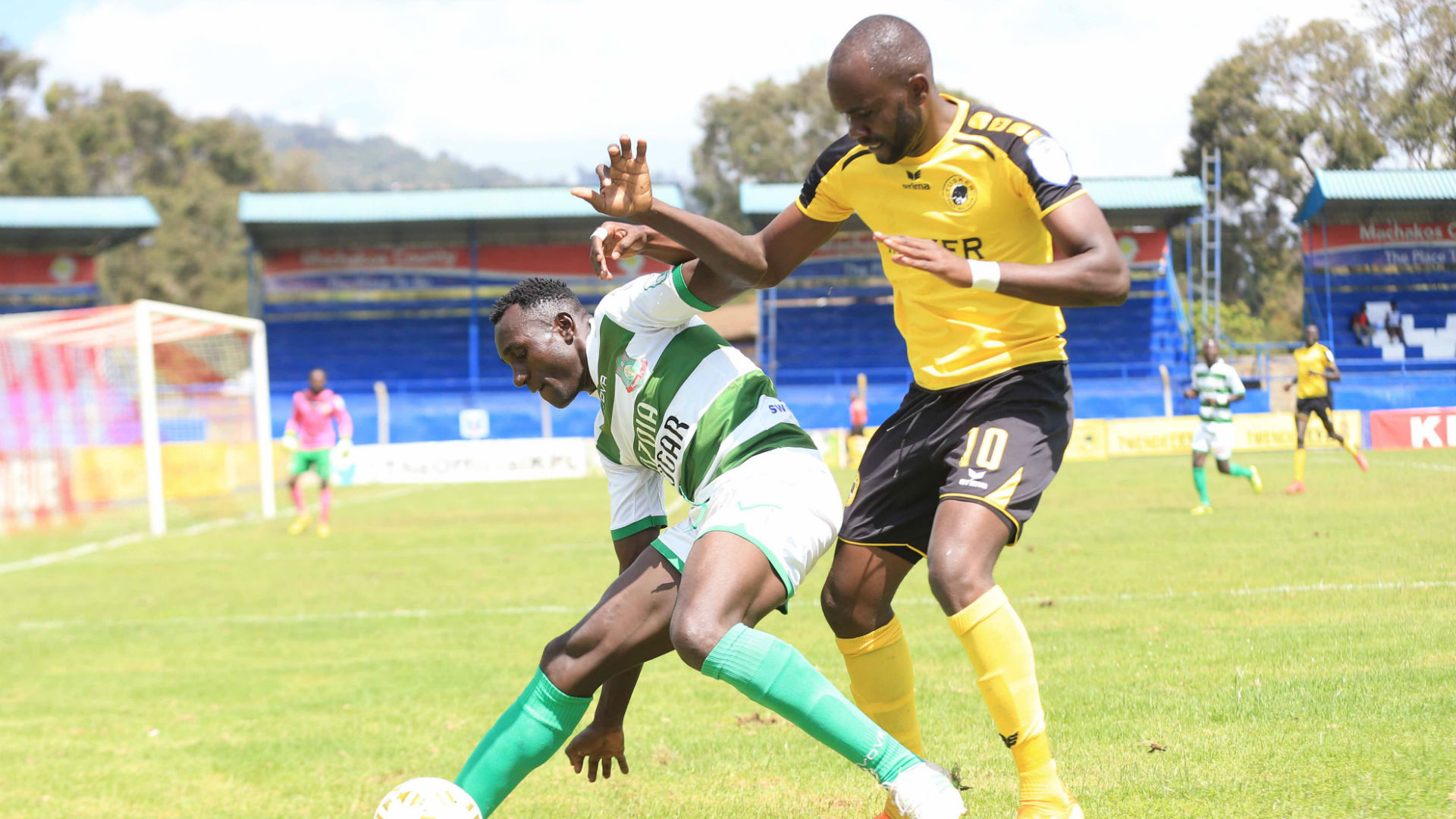KPL and Equity Bank have not entered into a sponsorship deal - Oguda