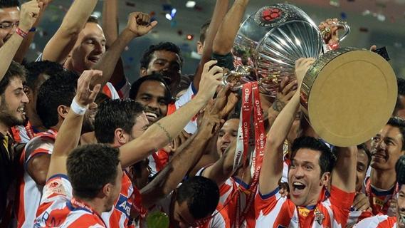 ISL Winners