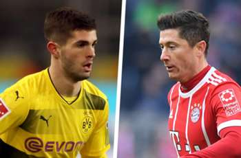 Lewandowski, Pulisic & 15 summer transfer targets in Bundesliga