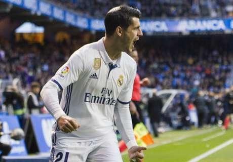 RUMOURS: Man Utd want Morata