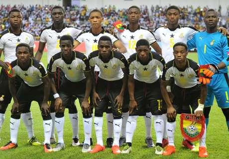 U17 WC LIVE: Ghana vs Niger