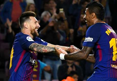 Messi & Paulinho symbolise Valverde's Barca