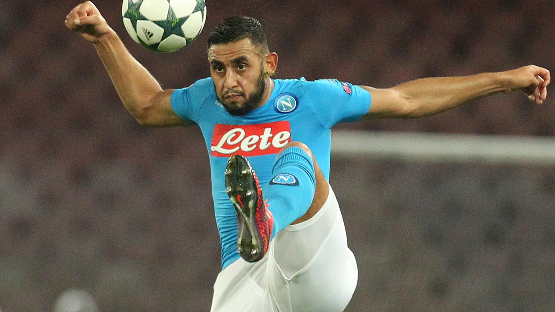 Napoli-Inter, Sarri valuta quattro cambi. Ghoulam: