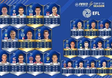 FIFA's EFL Team of the Season