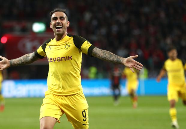 Le Borussia prêt à lever l'option d'achat pour Alcacer