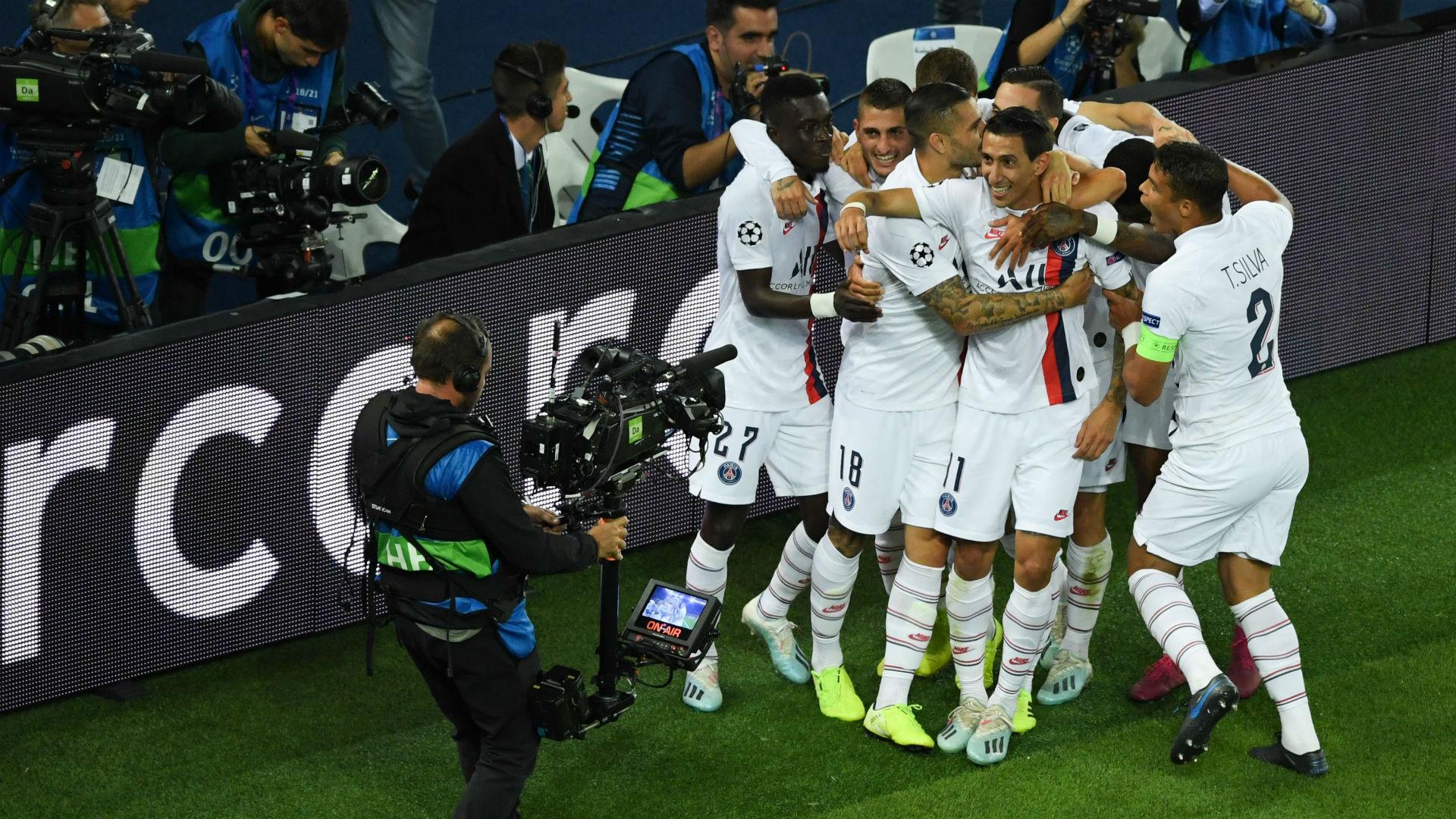 PSG - Real Madrid (3-0), Di Maria et le PSG matent le Real