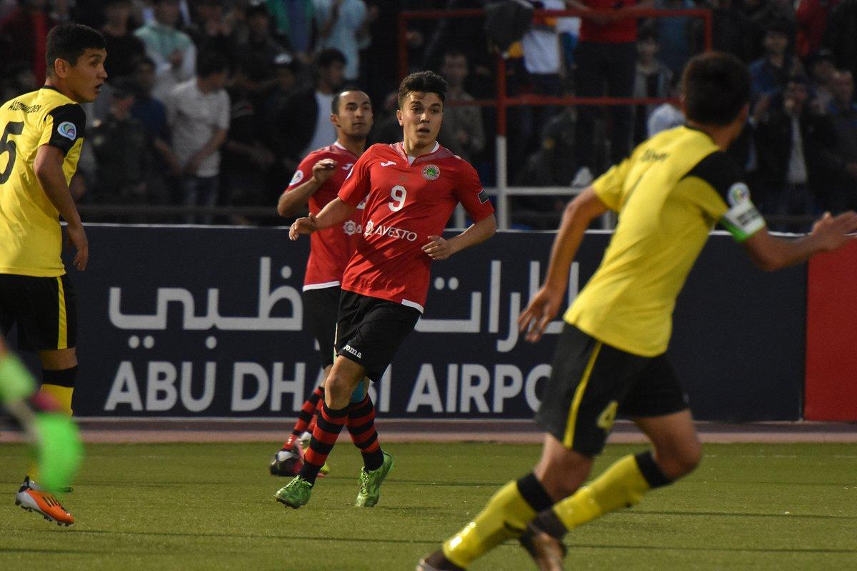 FC Istiklol vs Alay