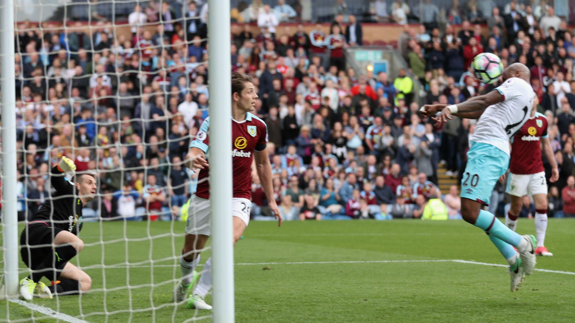 Andre Ayew - West Ham United 21052017