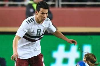 Chicharito, Lozano return to Mexico starting lineup to face Croatia