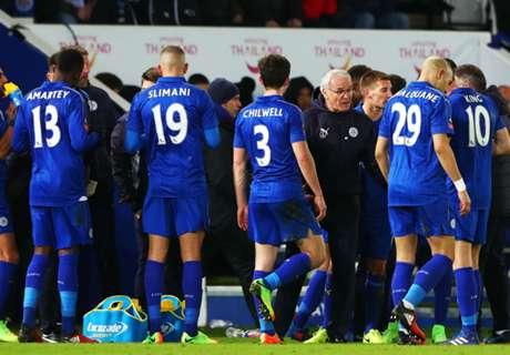 Champions, il cammino del Leicester