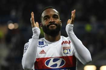 Arsenal target Lacazette unlikely to move this summer - Aulas