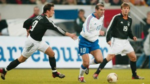 Germany France Friendly 15112003