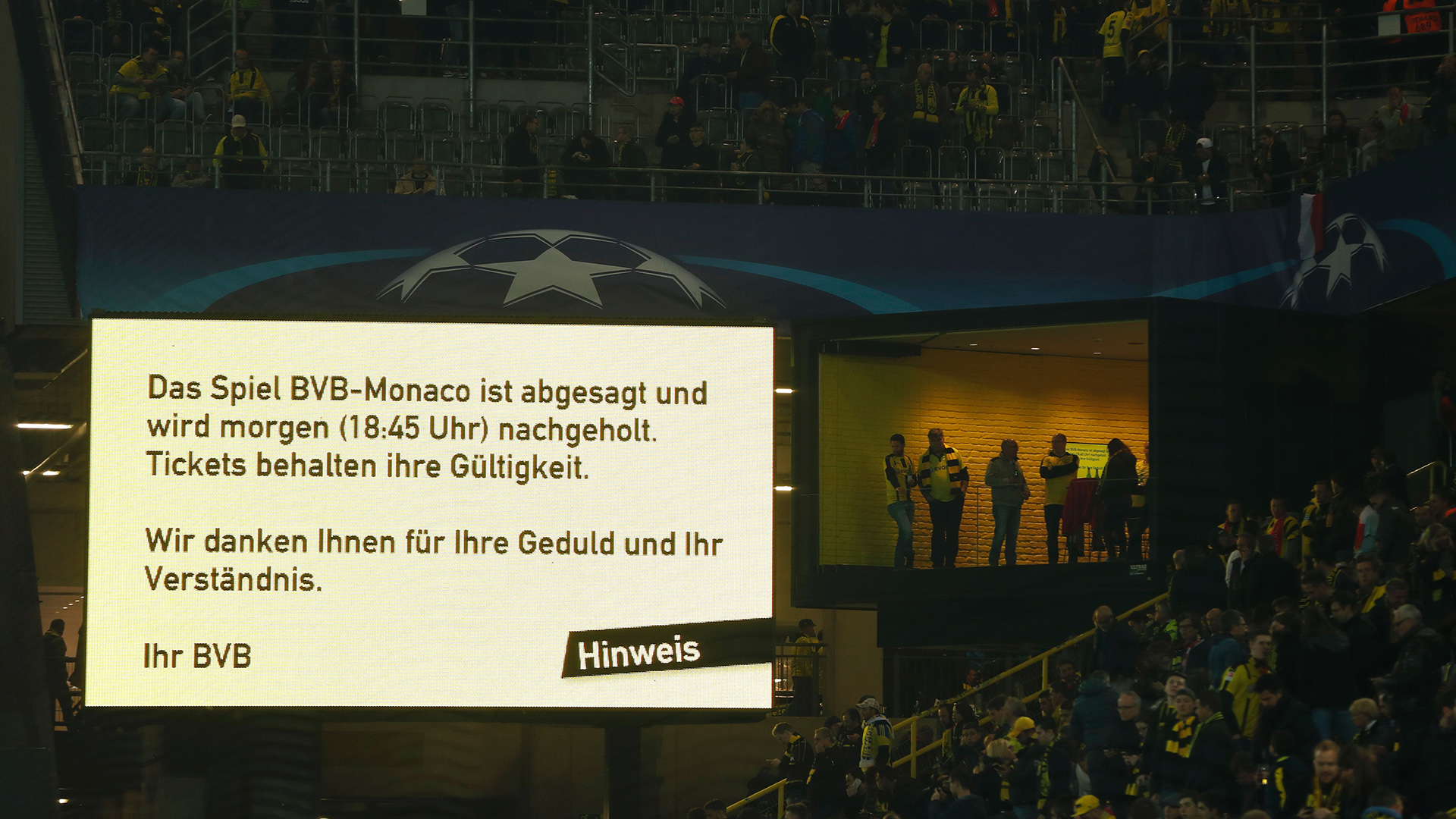 Dortmund Monaco