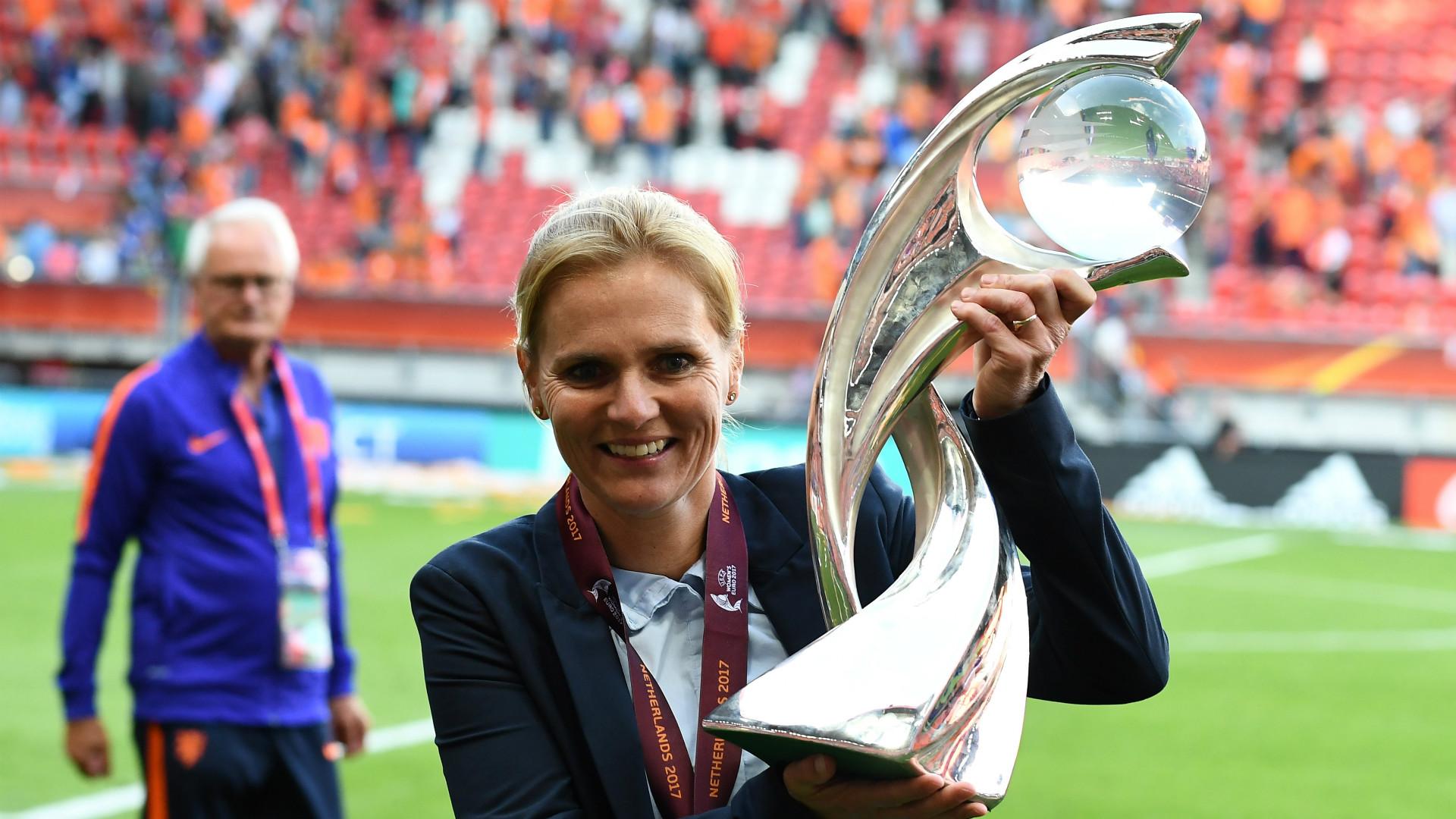 Sarina Wiegman Netherlands
