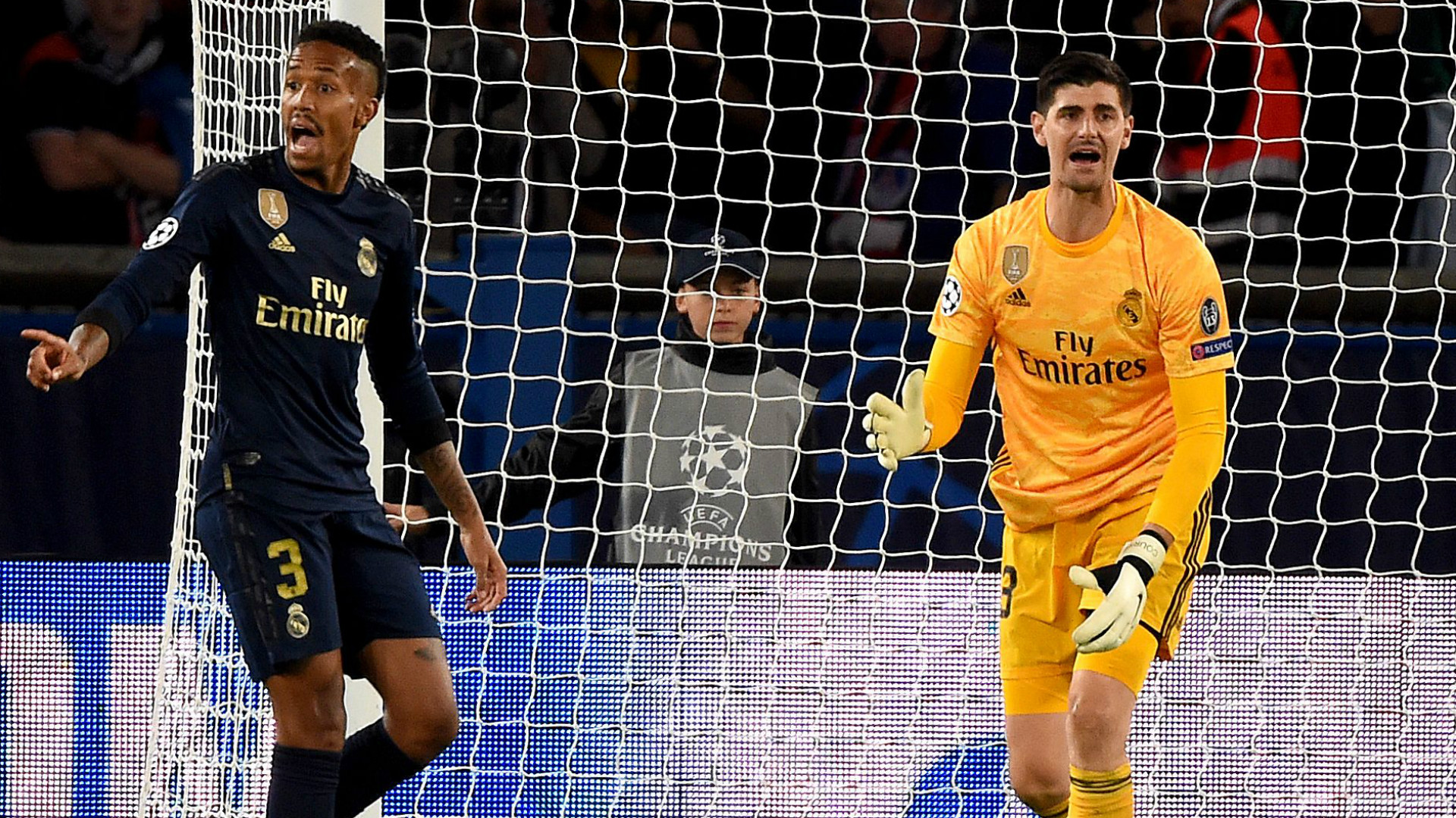 Real Madrid, les stats désastreuses de Thibaut Courtois
