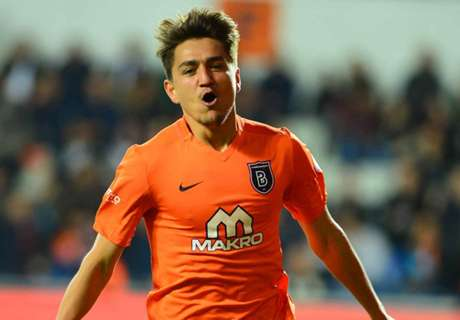 Roma sign young star Cengiz Under