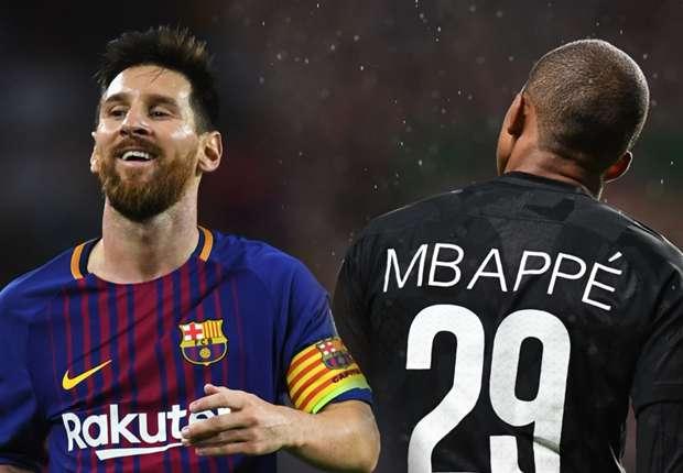 Lionel Messi i Kylian Mbappe, može li ga Francuz dostići?