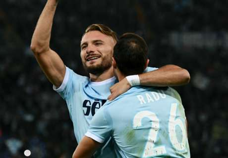 Lazio Jaga Persaingan Papan Atas
