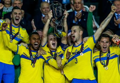 Betting: Back Sweden to win group