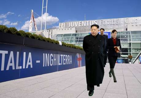 'Kim Jong-Un is a big fan of Serie A'
