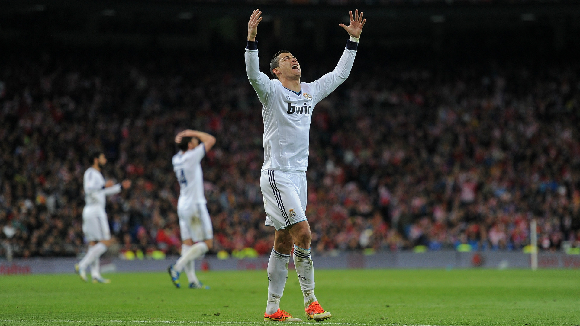 Zidane. Regresso de Cristiano Ronaldo