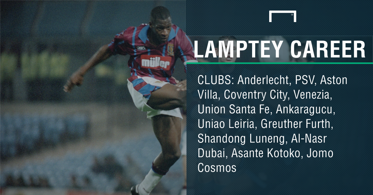 Lamptey PS