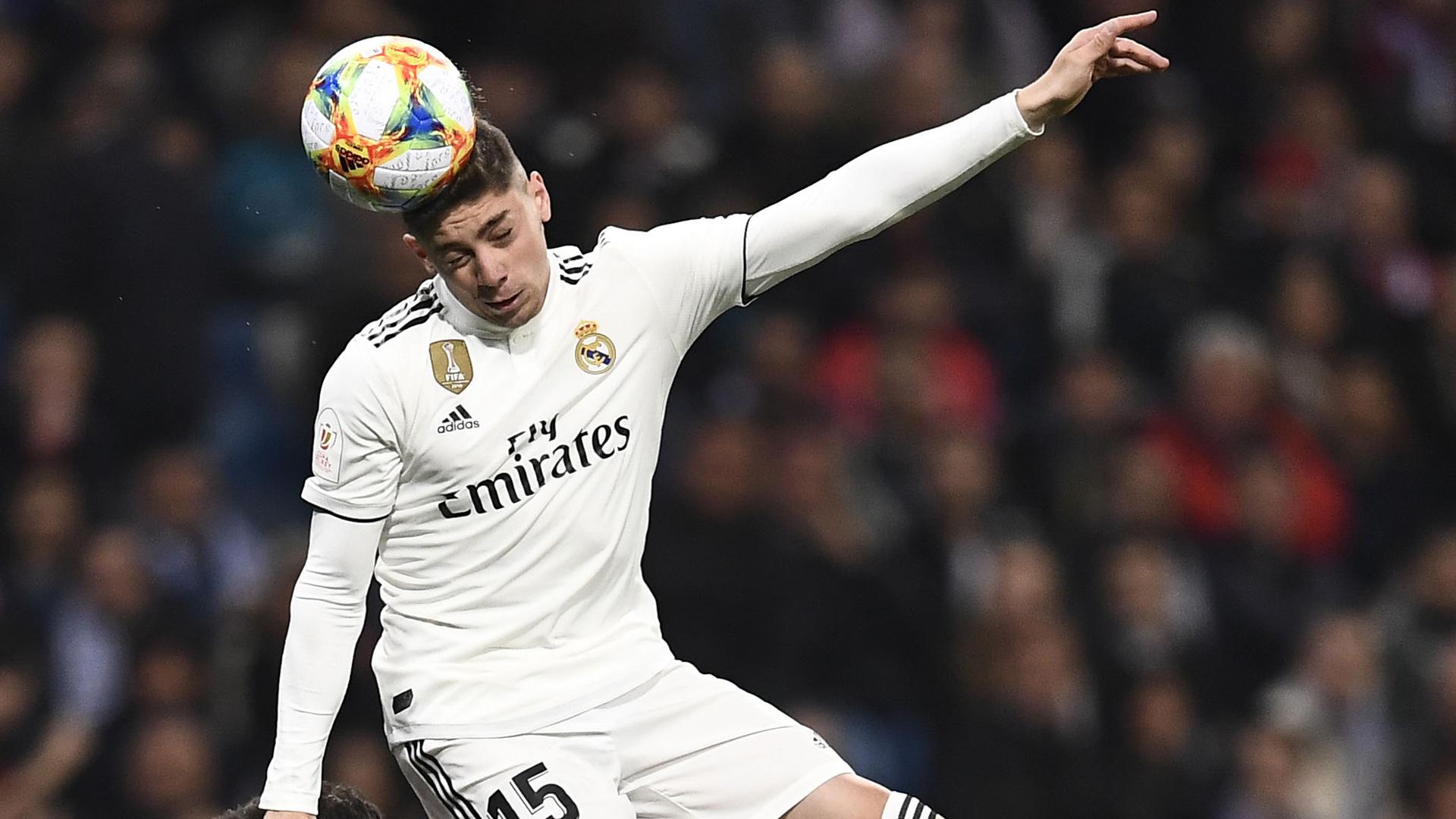 "Real Madrid, Valverde : ""Courir jusqu'à ce que mes jambes explosent"""