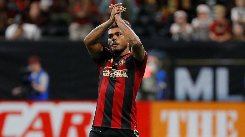 Record-breaker Josef Martinez thrilled to add MLS champion ...