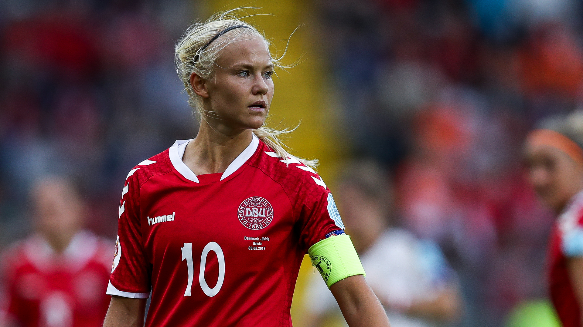 Danish Sensation Pernille Harder Named Female World Player Of The Year
