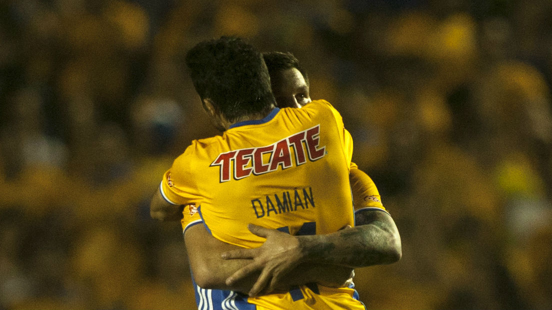 Gignac best in Liga MX - Chivas' Almeyda